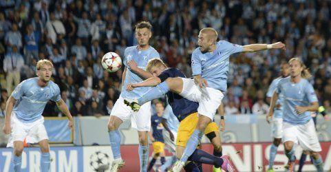 Red Bull Salzburg verspielt die Champions League-Teilnahme