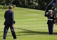 Obama zu Gesprächen in Tallinn eingetroffen