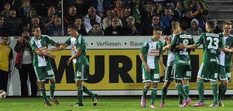 LIVE - Bundesliga: WAC kämpft gegen Rapid um Verteidigung