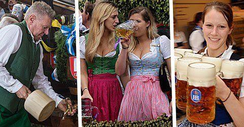 Ozapft is! - In München fließt das Bier jetzt wieder in Strömen