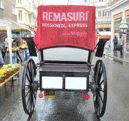 """Wien wird """"wurlat"""": Remasuri-Straßenfest"""