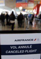 Air France-Piloten drohen mit Streik-Verlängerung