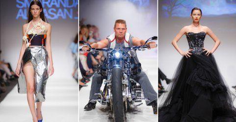 Das große Finale der Fashion Week 2014