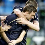 Dinamo spielt in Salzburg auf Sieg
