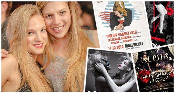 Party in Wien: Das sind die besten Events am kommenden Wochenende