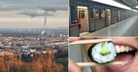 U3-Evakuierung und Sushi-Test: Ein Wochenrückblick für Wien