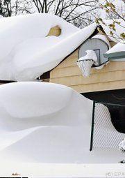 Wintereinbruch: Nach Schnee droht Regen
