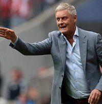 Trainer Veh schmeißt beim VfB Stuttgart hin