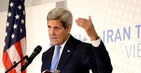 Kerry bei Atomgesprächen in Wien: Fortsetzung im Dezember