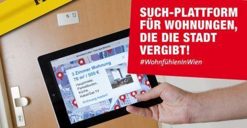 Online-Plattform für Wohnungen
