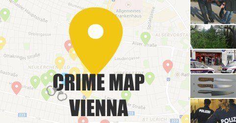 Kriminalität in Wien im Überblick