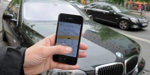 Uber nimmt weiter Fahrt auf