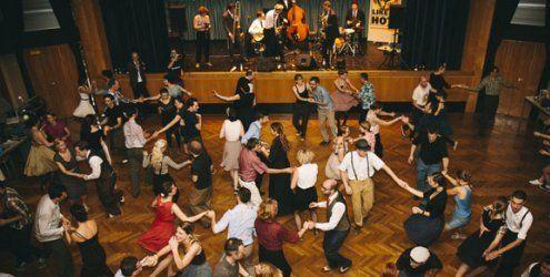 Swing pur: Lindy Hop in Wien