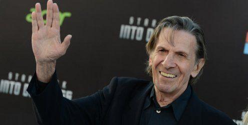 """Mister Spock"" ist tot: Leonard Nimoy 83-jährig gestorben"