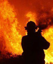 Schwere Brände im Süden von Kapstadt