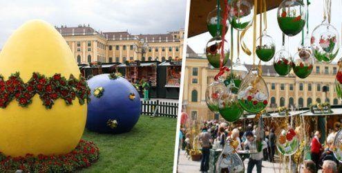 Ostermarkt Schönbrunn öffnet