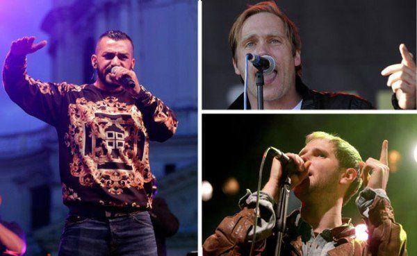 FM4-Bühne am Donauinselfest 2015: Das Programm