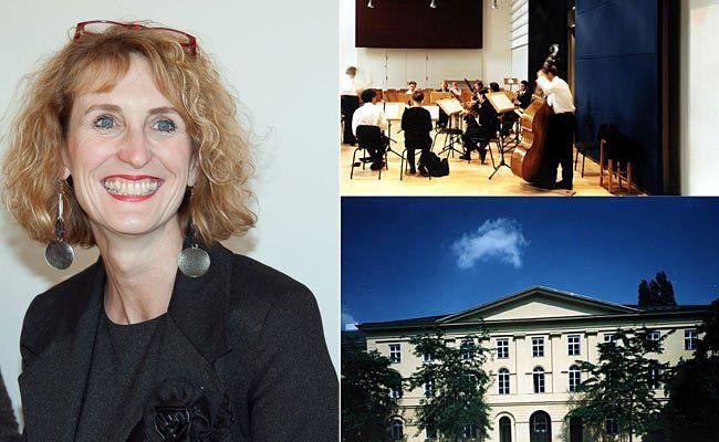 Wiener Musik-Uni: Ulrike Sych nach Querelen zur neuen Rektorin gewählt