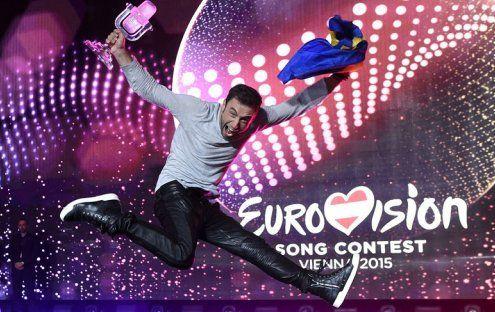 ESC-Gewinner freut sich: ''Musste mir sagen, dass ich gewann''