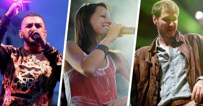 Nazar, Chirstina Stürmer und Wanda werden als Besuchermagneten am Donauinselfest 2015 gehandelt.