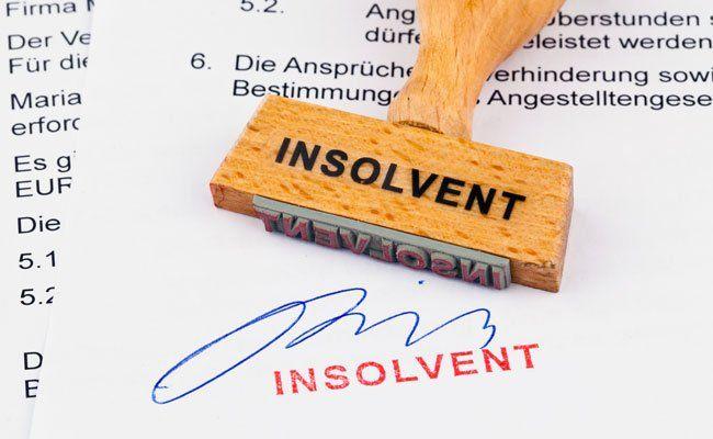 Viele junge Unternehmen werden in den ersten Jahren insolvent.