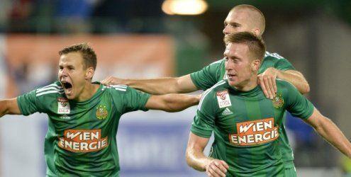 """Fußball: Rapid Wien hofft auf ein """"Wunder"""" gegen Ajax in CL-Quali"""