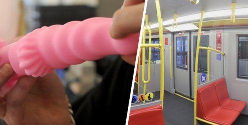 Vibrator in der U-Bahn gefunden: Facebook-Posting erheitert Wien