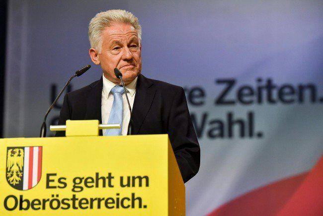 Wir berichten heute LIVE von der Landtagswahl in Oberösterreich 2015.