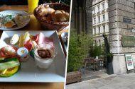 """Brunch in the City: """"Das erste Ma(h)l"""" im Cafe Einstein"""