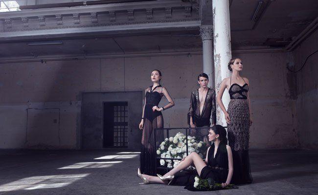 Die Boutique Runway ist mit einer Show auf der Fashion Week vertreten.