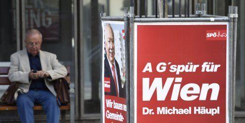 OGM-Umfrage sieht Häupl-SPÖ bei Wien-Wahl 2015 vor der FPÖ