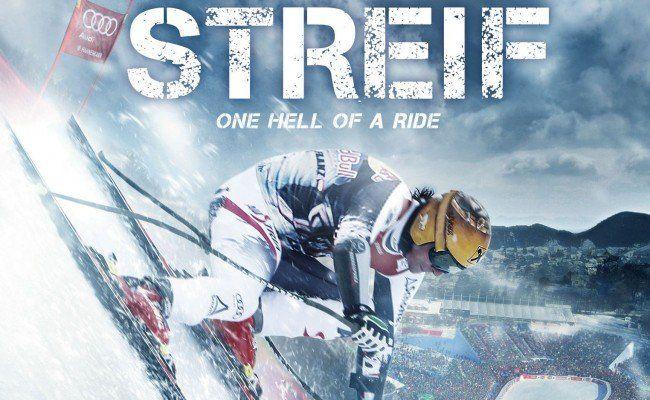 """Das Cover der neu erschienenen DVD """"Streif""""."""