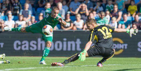 LIVE: Rapid Wien gegen SCR Altach im Bundesliga-Ticker