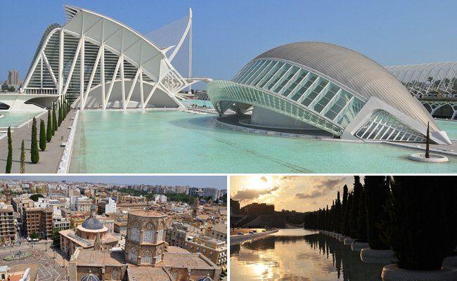 Valencia ist eine Reise wert.