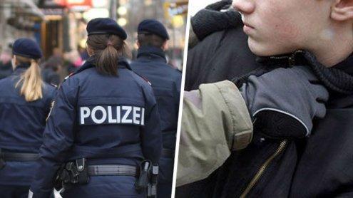 Schüler wurden von einer Bande auf dem Reumannplatz bedroht