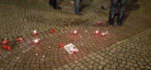Demonstranten stören am Mirabellplatz Gegendemo: Verhaftungen