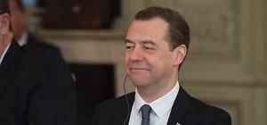 Medwedew plädiert für Bau von Gas-Pipeline Nordstream II