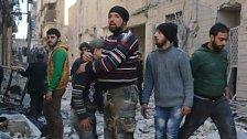 Syrien warnt vor Einsatz fremder Bodentruppen