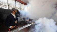 Honduraner kämpfen gegen das Zika-Virus