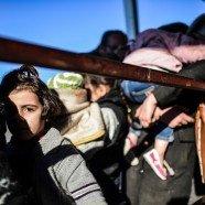 Verheerende Lage in Camps an syrisch-türkischer Grenze