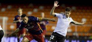 Remis vs. Barcelona: Anständiger Valencia-Abschied aus der Copa