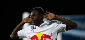Red Bull Salzburg in der Youth League gegen Topclub AS Roma