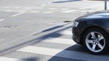 Pensionist in Liesing von Auto niedergestoßen