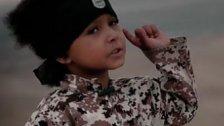 """""""Junior Jihadi"""": IS zeigt Vierjährigen in Videos"""
