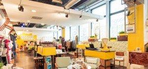 Genuss trifft Design: Der HappensLocally Modepalast Pop-Up Store im Q19
