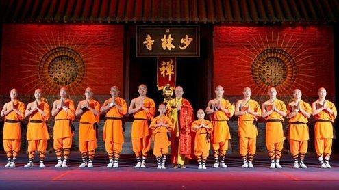 Beeindruckende Shaolin-Show begeistert im MuseumsQuartier