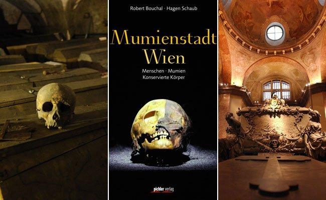 Mumien haben auch die Menschen in Wien fasziniert.