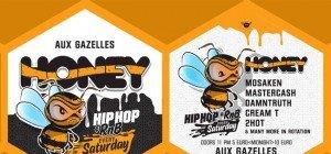 """""""Honey"""": Neuer Pop-Up Clubabend für das Aux Gazelles"""