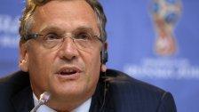 Ex-FIFA-Generalsekretär Valcke 12 Jahre gesperrt
