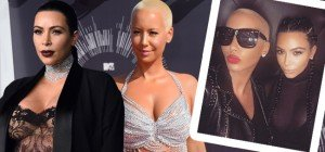 Kim Kardashian und Amber Rose: Ein Selfie besiegelt den Frieden